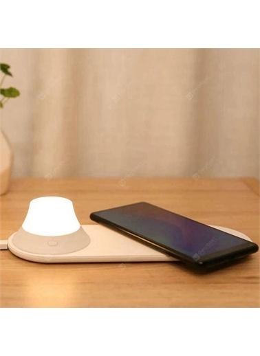 Xiaomi Xiaomi Yeeligt Kablosuz Şarj Cihazı Gece Lambası Renkli